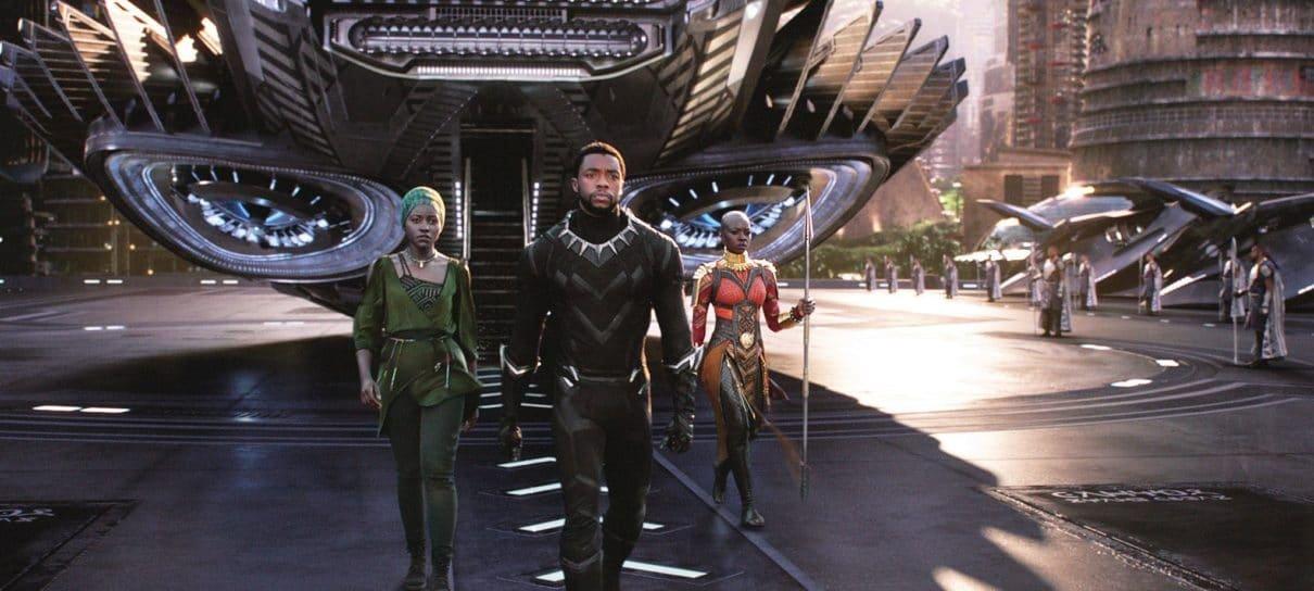 Kevin Feige diz que Pantera Negra é o melhor filme já feito pela Marvel