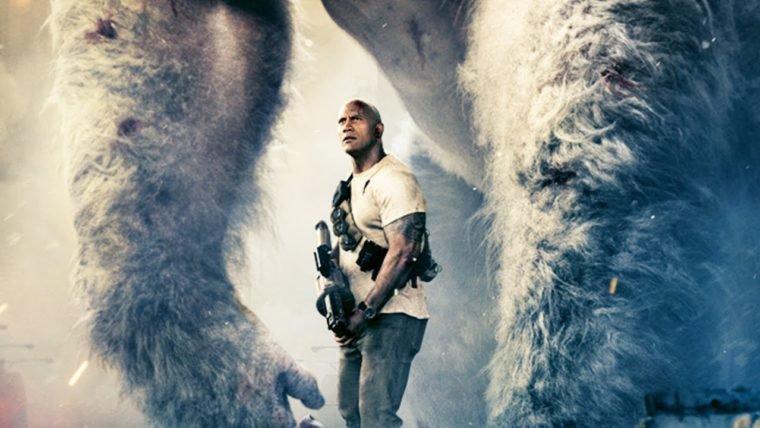 Rampage: Destruição Total | Dwayne Johnson tem que lidar com problemas gigantes em trailer