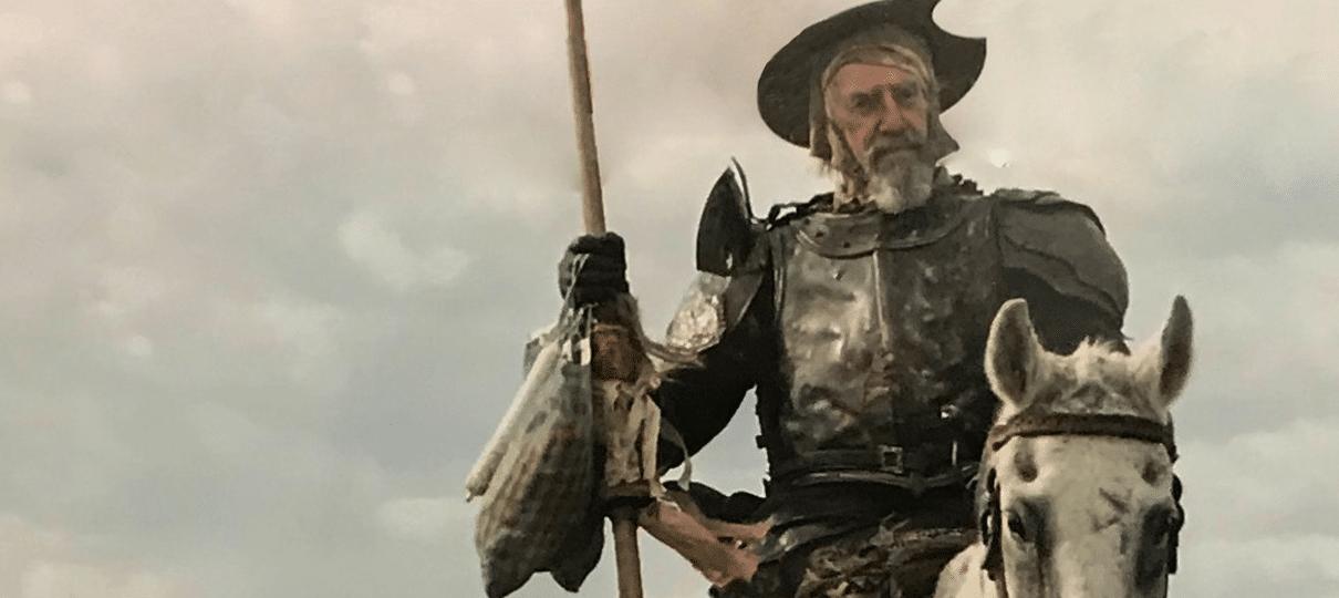 The Man Who Killed Don Quixote existe e a primeira foto está aqui pra comprovar!