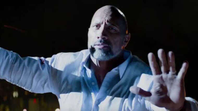 The Rock tem momento heróico em novo teaser de Arranha-Céu: Coragem Sem Limite