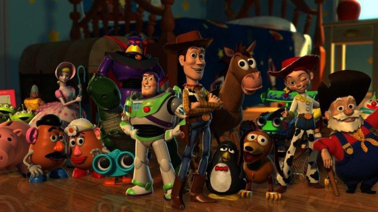 Pixar reescreveu boa parte do roteiro de Toy Story 4