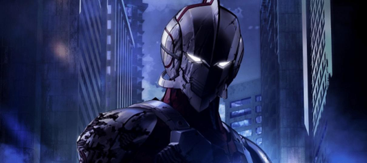 Novo anime de Ultraman ganha pôster