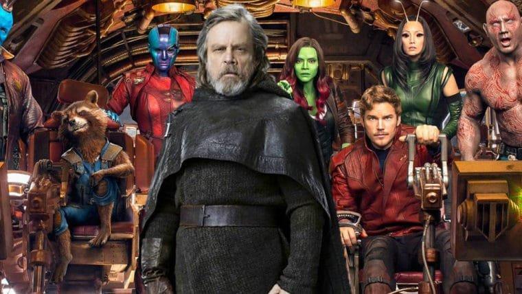 Mark Hamill pode ter uma participação em Guardiões da Galáxia Vol. 3