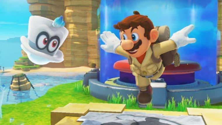 Super Mario Odyssey nunca foi considerado para o Wii U, diz produtor