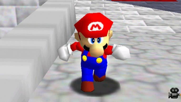 Inteligência Artificial aprende a jogar Super Mario 64 e até consegue pegar estrelas