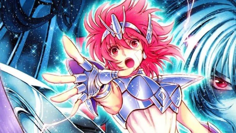 Cavaleiros do Zodíaco | Anime de Saintia Shô ganha nova arte promocional