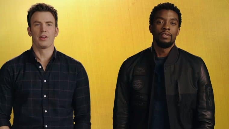 Novo vídeo de dez anos da Marvel Studios mostra bastidores de Vingadores: Guerra Infinita