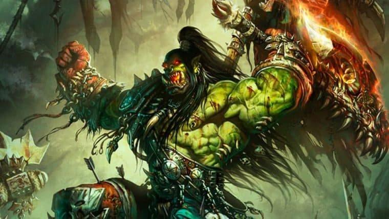 Blizzard pode fazer anúncio de Warcraft neste mês, apontam jogadores profissionais