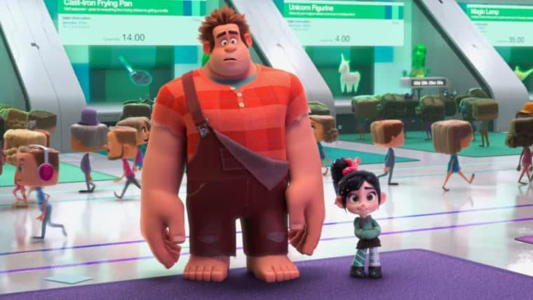 Ralph entra no mundo da internet em primeiro trailer de WiFi Ralph; veja