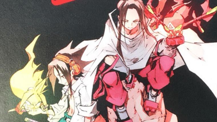 Shaman King | Kotobukiya revela ilustração de base para novo figure