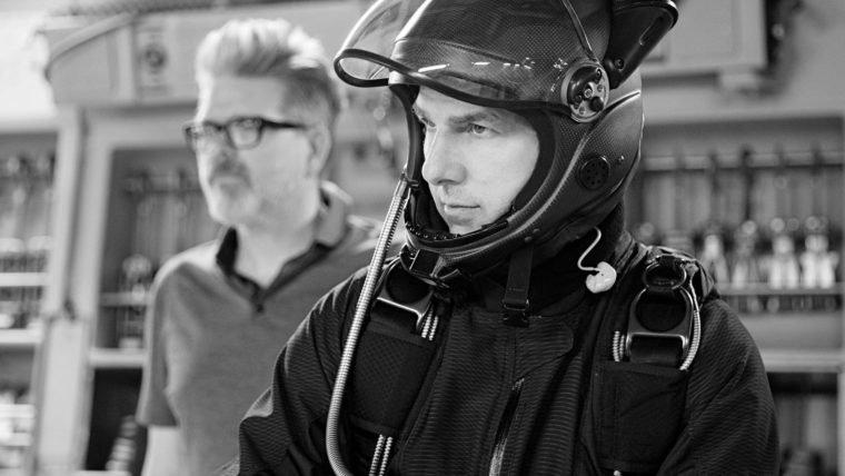 Tom Cruise celebra o fim da produção de Missão: Impossível – Efeito Fallout