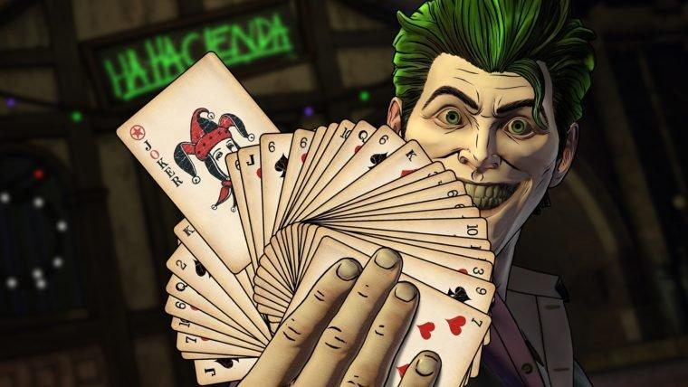 Batman: The Enemy Within   Novos vídeos mostram os possíveis destinos de John Doe