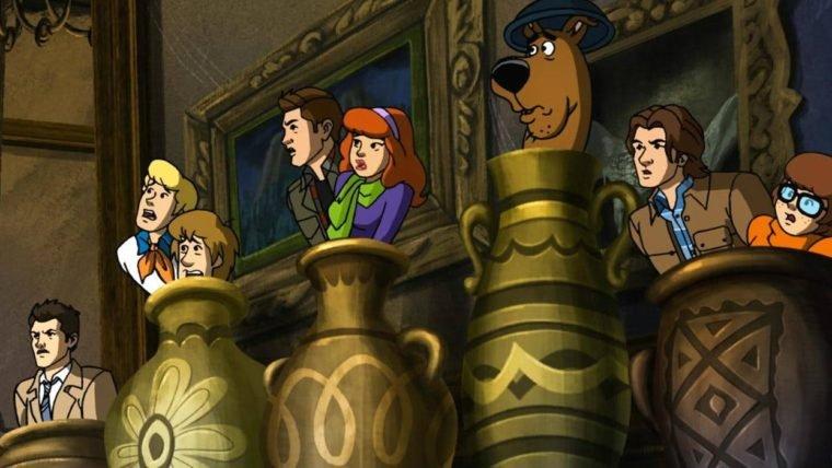 Supernatural | Episódio crossover com Scooby-Doo ganha linha de produtos