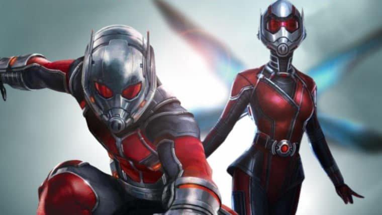 Marvel já começou a contagem regressiva para o lançamento de Homem-Formiga e a Vespa