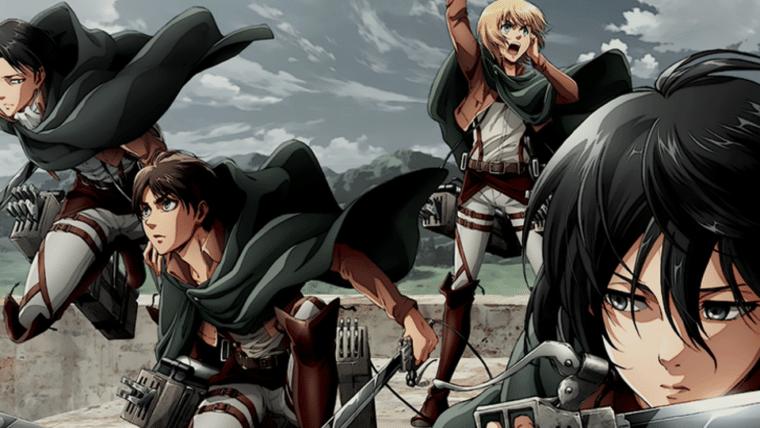 Criador de Attack on Titan diz que anime vai