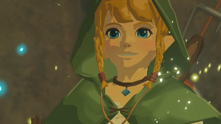 Linkle se aventura em Hyrule nesse novo mod de The Legend of Zelda: Breath of the Wild