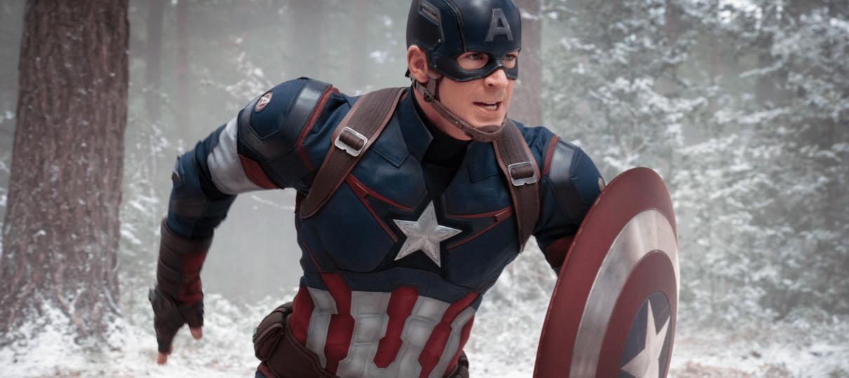 Vingadores 4 pode não ser o fim da linha para Chris Evans na Marvel