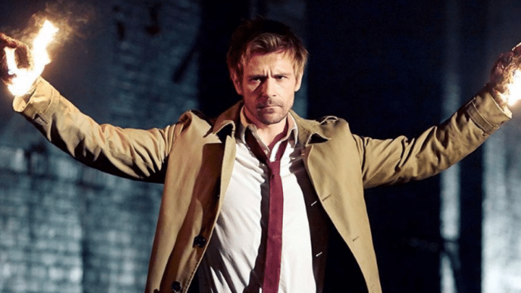Constantine será personagem regular na quarta temporada de Legends of Tomorrow