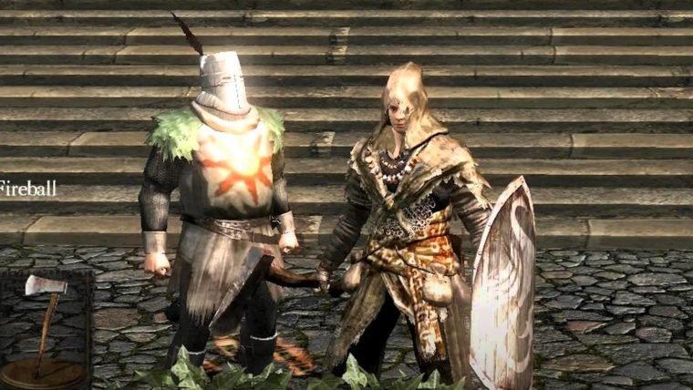 Nintendo anuncia amiibo de Dark Souls