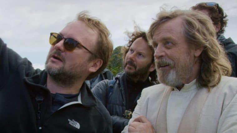 Star Wars: Os Últimos Jedi | Assista aos primeiros minutos do documentário dos bastidores