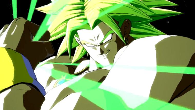 Broly quebra todo mundo em novo trailer de Dragon Ball FighterZ!