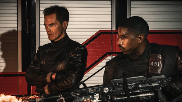 Filme de Fahrenheit 451 ganha data de lançamento para maio