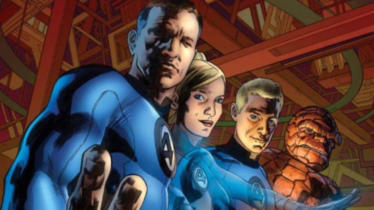 Marvel anuncia nova HQ mensal do Quarteto Fantástico