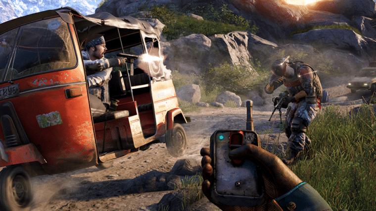 Modo campanha de Far Cry 5 terá no mínimo 25 horas de duração