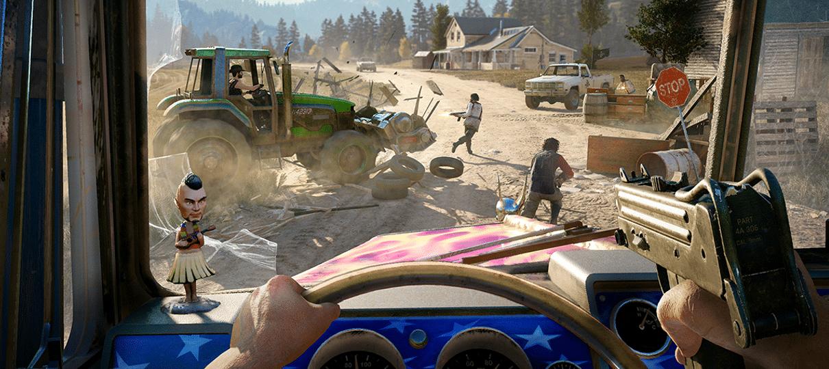 Jogadores recriam mapas de PUBG, CS:GO e COD no modo arcade de Far Cry 5
