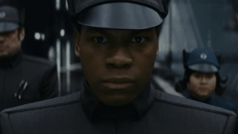 Tom Hardy aparece como Stormtrooper em cena deletada de Star Wars: Os Últimos Jedi
