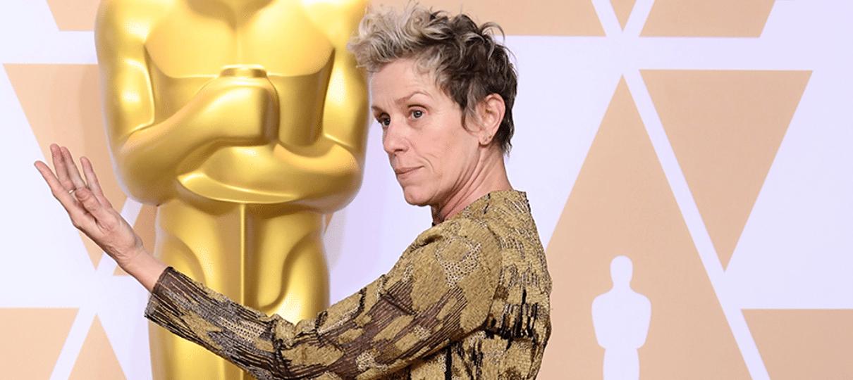Entenda o discurso de Frances McDormand no Oscar 2018