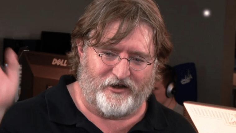 Gabe Newell afirma que Valve está trabalhando em vários jogos