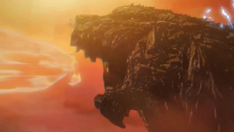 Sequência de Godzilla: Monster Planet ganha data de estreia e primeira arte conceitual