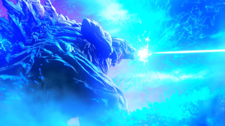 Mechagodzilla aparece em pôster oficial de Godzilla: City on the Edge of Battle