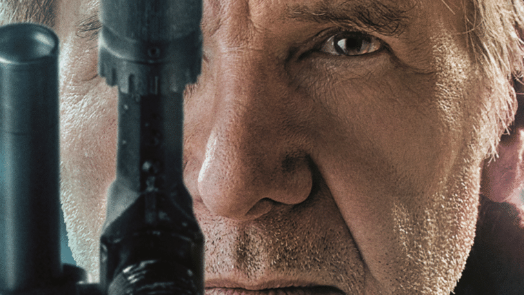 Harrison Ford não está nem ai para passar o bastão para a nova geração de Star Wars