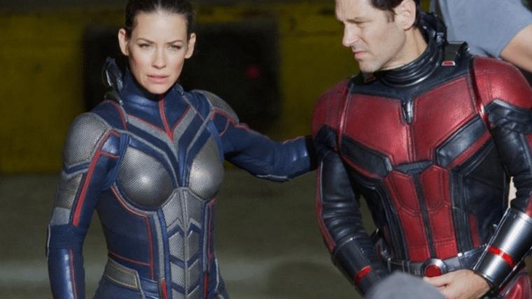 Homem-Formiga e a Vespa será diretamente conectado a Vingadores: Guerra Infinita