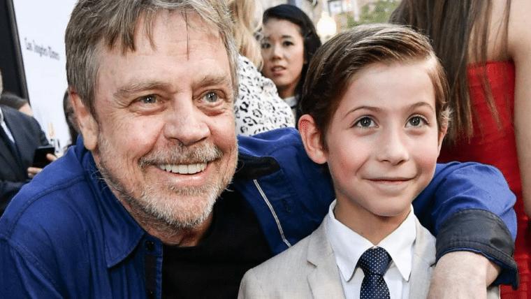 Mark Hamill quer ver Jacob Tremblay, de O Quarto de Jack, como jovem Luke Skywalker