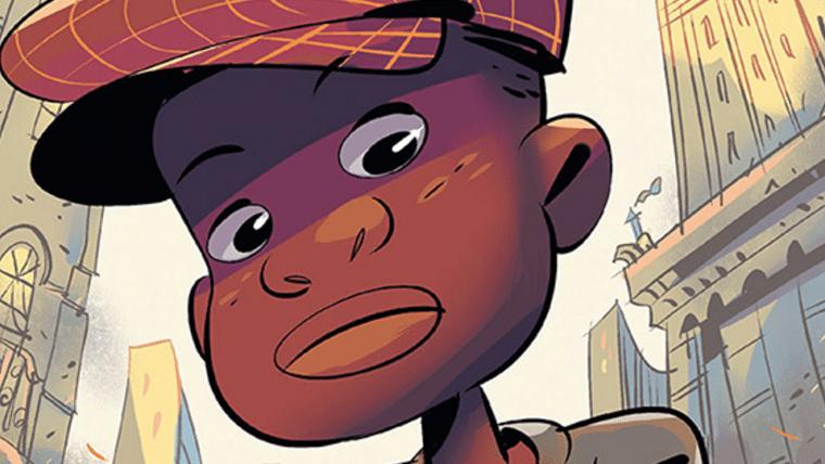 Veja as primeiras imagens de Jeremias: Pele, a nova Graphic MSP