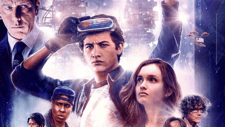 Jogador N° 1   Spielberg tentou, mas Lucasfilm não permitiu referências a Star Wars