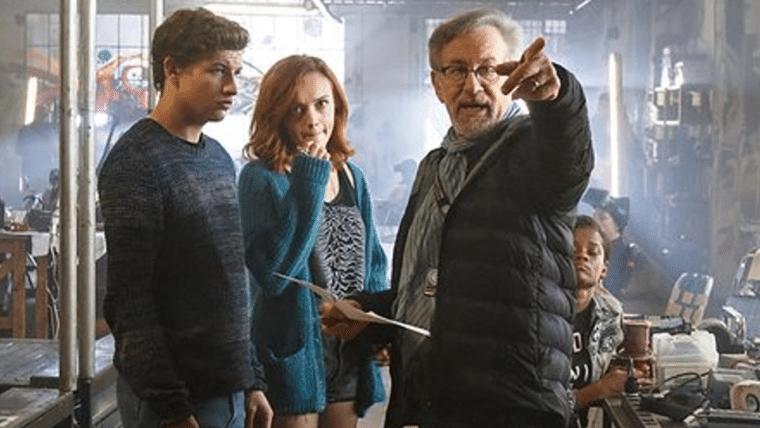 Spielberg não queria referenciar seus próprios filmes em Jogador N° 1