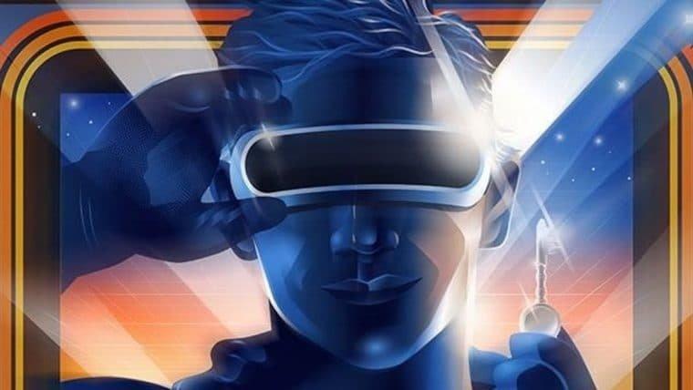 Jogador N° 1   Novos pôsteres trazem ilusão de ótica e mensagens escondidas