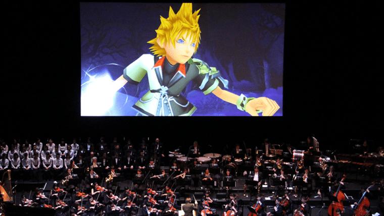 Orquestra de Kingdom Hearts anuncia show em São Paulo