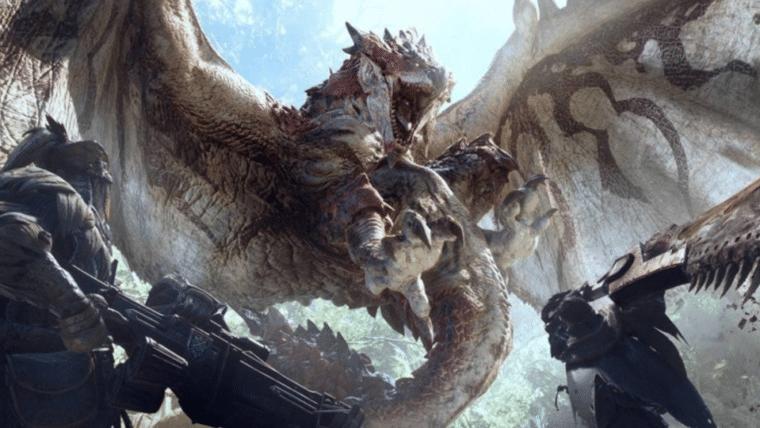 Estúdio que portou Skyrim quer fazer Monster Hunter World para Nintendo Switch
