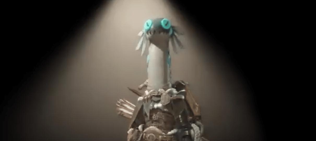 Monster Hunter: World   Missão temporária traz capacete inspirado nos Wigglers
