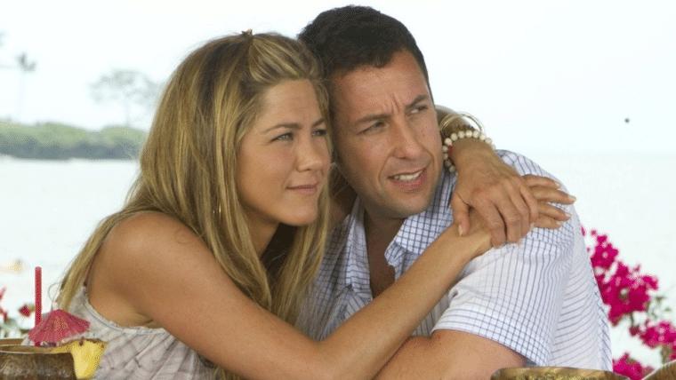 Adam Sandler e Jennifer Aniston são novamente um casal em nova comédia da Netflix
