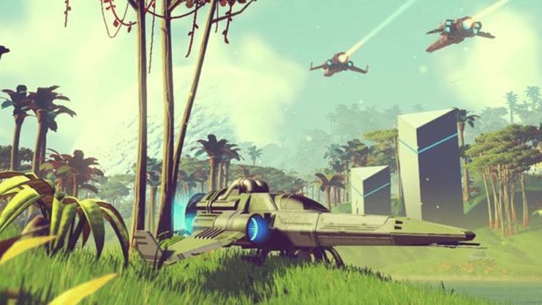 No Man's Sky terá sua maior atualização em 2018; jogo chega para Xbox One