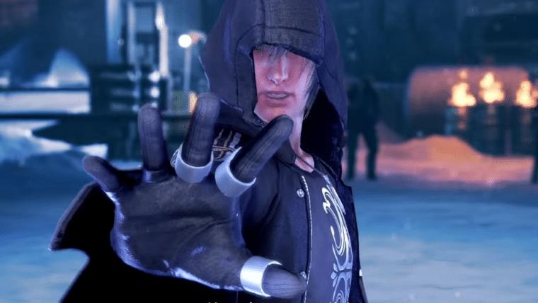 Tekken 7 | Novo vídeo mostra Noctis em ação no jogo