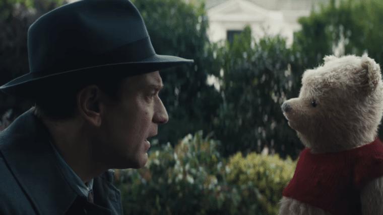 Christopher Robin - Um Reencontro Inesquecível ganha trailer com retorno de Ursinho Pooh