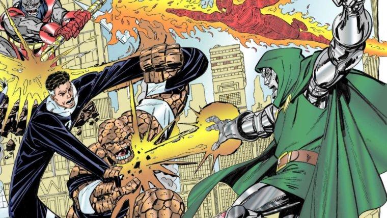 HQ revela que personagem clássico da Marvel será papai