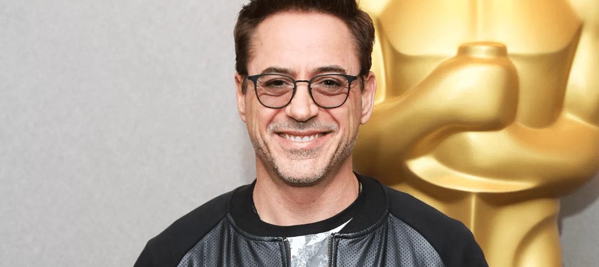 Robert Downey Jr. realizou o sonho de um garotinho com doença terminal